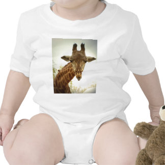 Giraffe orig -zaz baby bodysuits