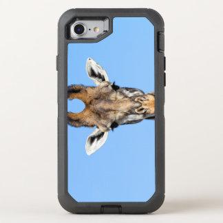 Giraffe OtterBox Defender iPhone 8/7 Case