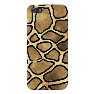 GIRAFFE PATTERN COVER FOR iPhone 5