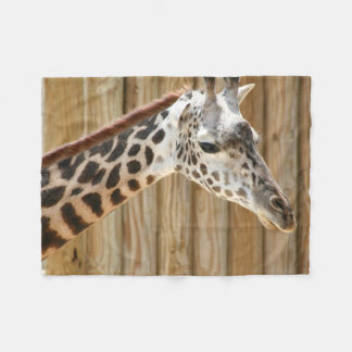 Giraffe Picture Blanket
