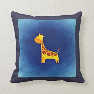 Giraffe Pillow - Children's Pillow
