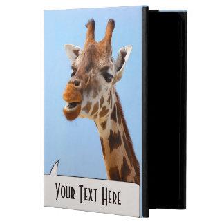 Giraffe Portrait custom cases