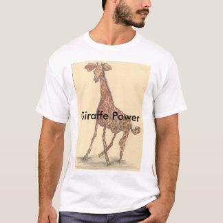 Giraffe Power T-Shirt