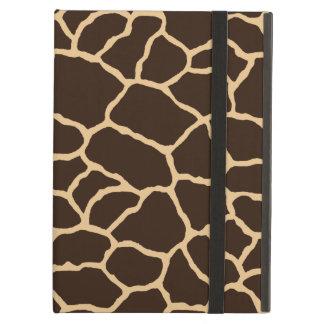 Giraffe Print Cover For iPad Air