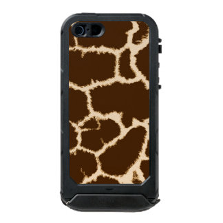 Giraffe Print Incipio ATLAS ID™ iPhone 5 Case