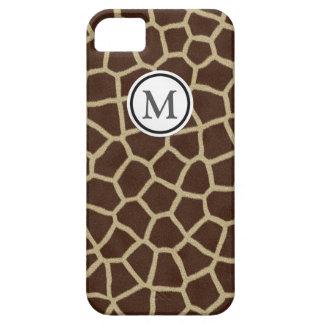 Giraffe Print iPhone 5 Covers