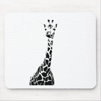 Giraffe Print Mouse Mat