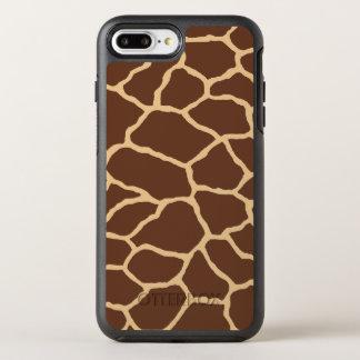 Giraffe Print OtterBox iPhone 7 Plus Case