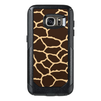 Giraffe Print OtterBox Samsung Galaxy S7 OtterBox Samsung Galaxy S7 Case