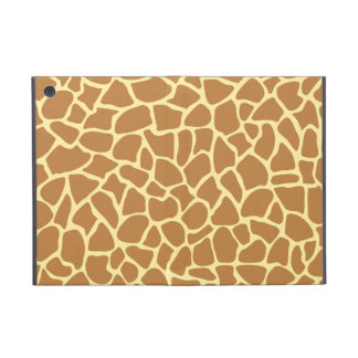 Giraffe Print Pattern. iPad Mini Cover