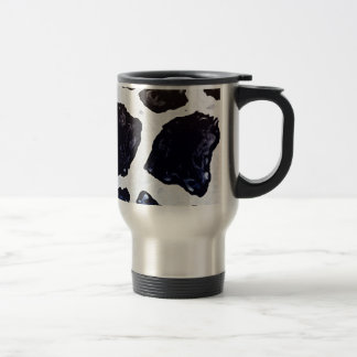 Giraffe Print Travel Mug