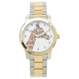 Giraffe profile watch