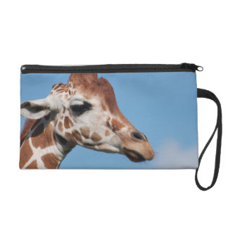 Giraffe Profile Wristlet