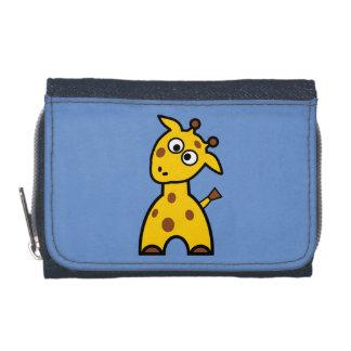 Giraffe Purse Wallet