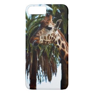 Giraffe_Raspberry,_iPhone_6/6s_Plus_Case. iPhone 7 Plus Case