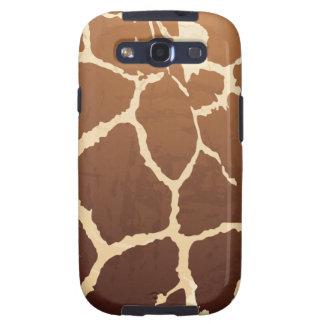 Giraffe Skin Samsung Galaxy SIII Cover