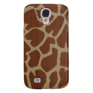 Giraffe Skin Galaxy S4 Cover