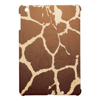 Giraffe Skin iPad Mini Cover