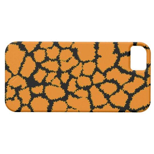 Giraffe skin pattern I phone case style No