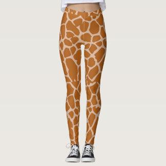 giraffe skin pattern leggings,giraffe skin legging