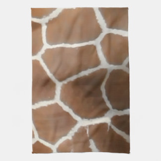 GIRAFFE SKIN TEA TOWEL