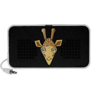 Giraffe iPod Speakers