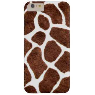 Giraffe spots barely there iPhone 6 plus case