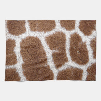 Giraffe Spots Tea Towel