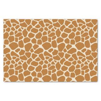 Giraffe Spots Tissue Paper