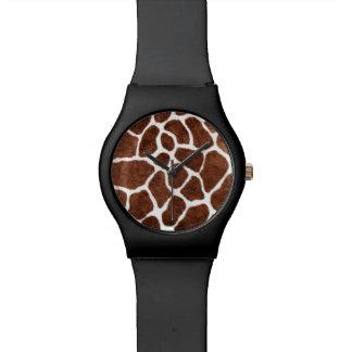 Giraffe spots watch