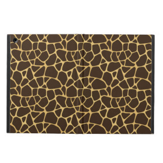 Giraffe Spotted Background iPad Air Case
