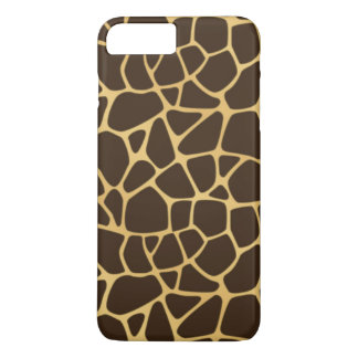 Giraffe Spotted Background iPhone 8 Plus/7 Plus Case