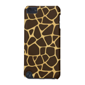 Giraffe Spotted Background iPod Touch 5G Case