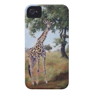 Giraffe Standing Tall BlackBerry Bold Case