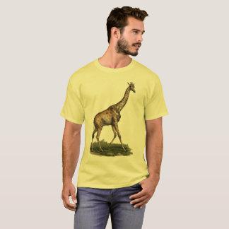 Giraffe Tee for Grown-Up Giraffe Lovers