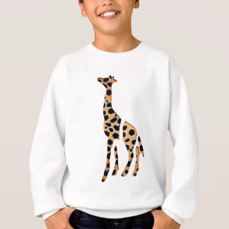Giraffe Wild Mash Up Sweatshirt