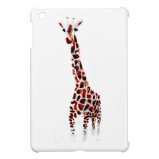 Giraffe Wildlife Art Cover For The iPad Mini