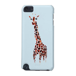 Giraffe Wildlife Art iPod Touch (5th Generation) Cases