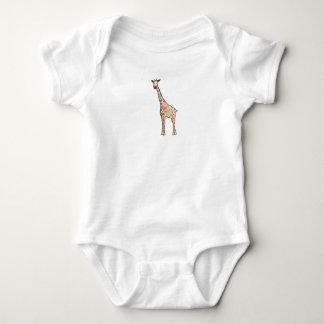 Giraffe: WildLifeCoach Baby Bodysuit