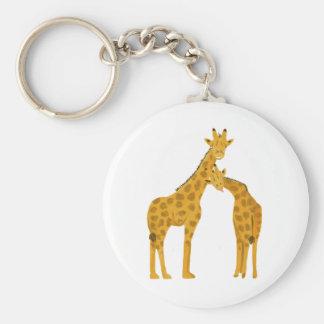 Giraffen Schlüsselbänder