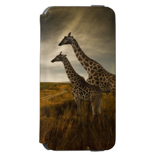 Giraffes and The Landscape Incipio Watson™ iPhone 6 Wallet Case