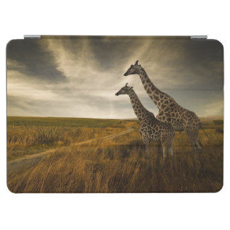 Giraffes and The Landscape iPad Air Cover