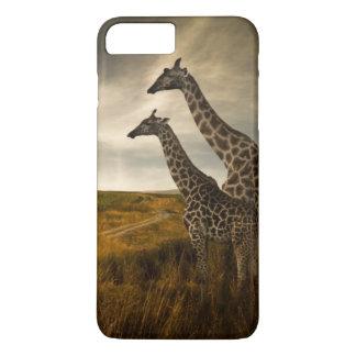 Giraffes and The Landscape iPhone 8 Plus/7 Plus Case