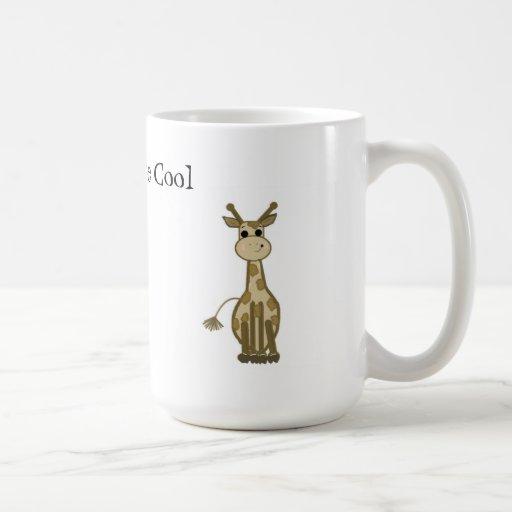 Giraffes Are Cool Coffee Mugs Zazzle