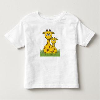 giraffes are my friend tees