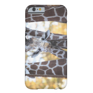 Giraffes at Tama Zoo, Tama Zoo, Tokyo Barely There iPhone 6 Case