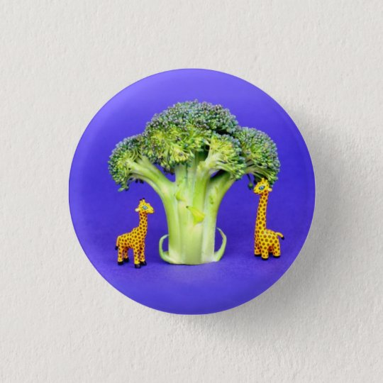 Giraffes Button