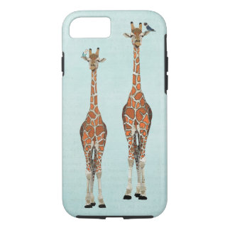 GIRAFFES & FEATHERS iPhone 8/7 CASE