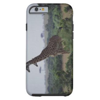 Giraffes in Africa Tough iPhone 6 Case