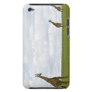 Giraffes in Kenya, Africa Barely There iPod Covers
